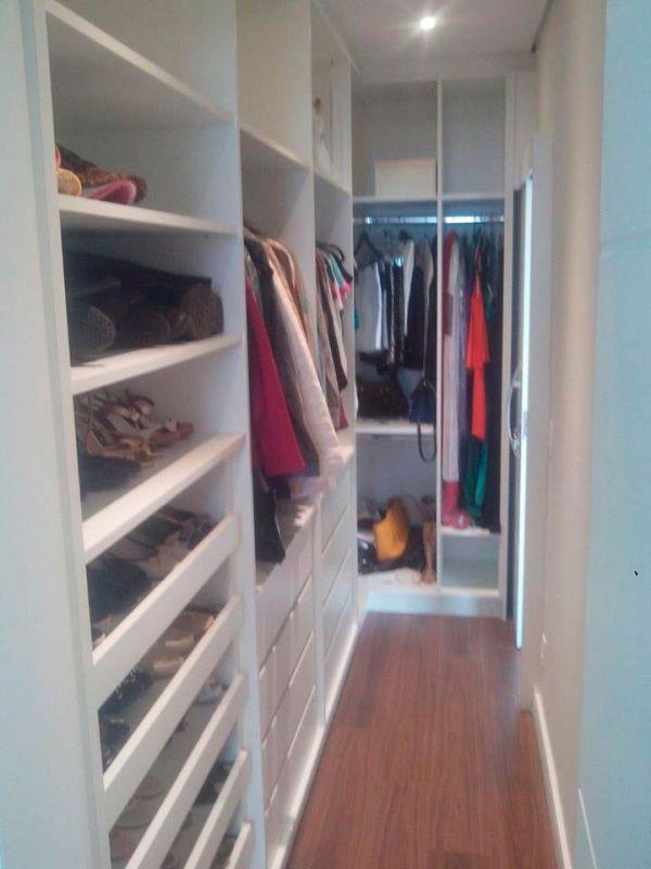 Closet sob medida preço