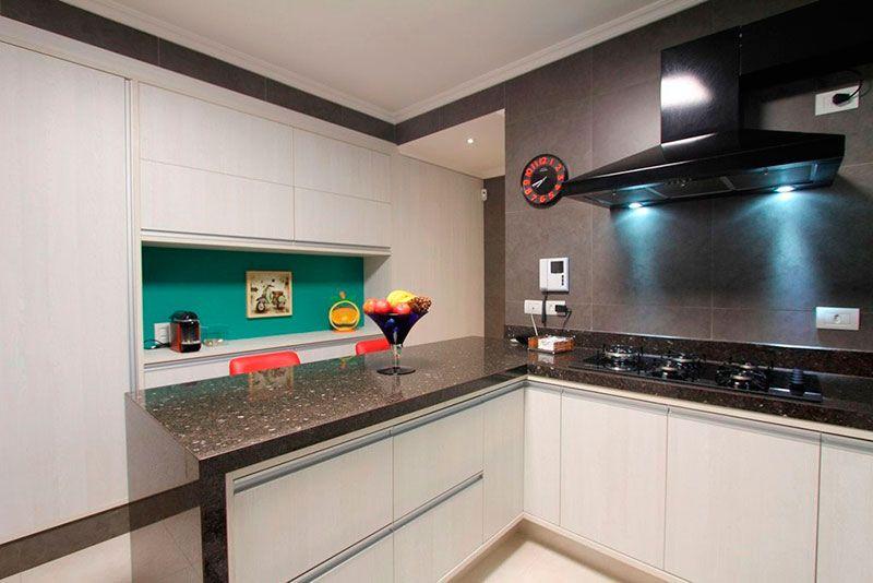 Cozinha planejada preço