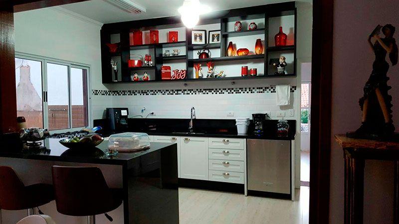Cozinha planejada sorocaba