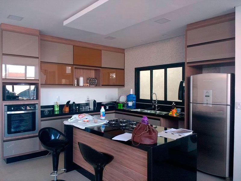 Fábrica de móveis para cozinha