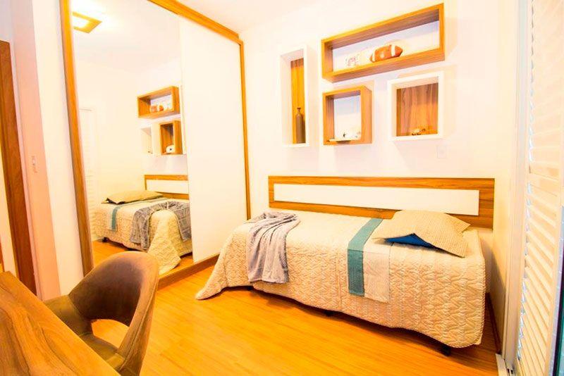 Lojas de móveis planejados para quartos