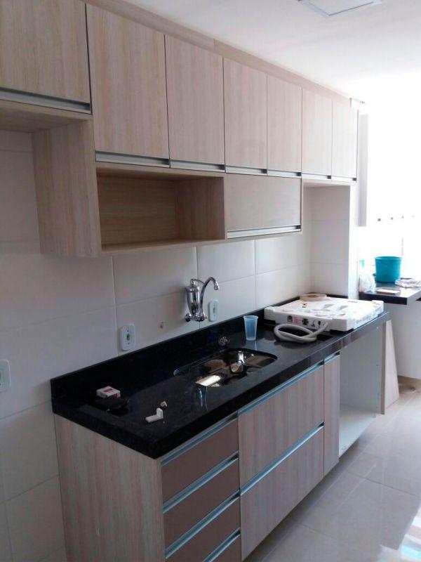 Móveis planejados para cozinha de apartamento