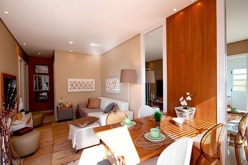 Móveis planejados para cozinha e sala